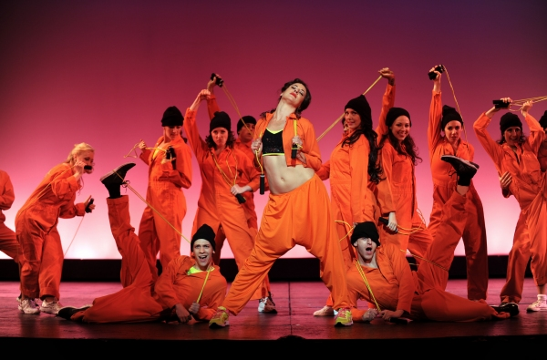 Photo Flash: First Look at Pittsburgh CLO's LEGALLY BLONDE, Opening Tonight