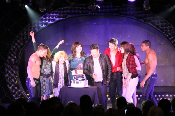 Photo Flash: 50 SHADES! THE MUSICAL Celebrates 100th Performance Off-Broadway