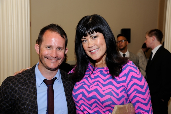 Jack Martin and Lisa Doucet-Albert