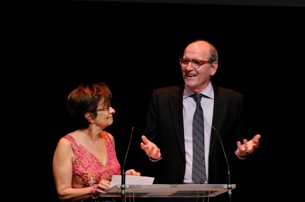 Lifetime Achievement in the Arts honorees Sharon and Richard Jenkins  Photo