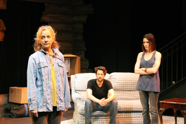 Photo Flash: First Look at Strange Sun's HOT SEASON, Beginning Tonight