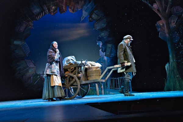 Photo Flash: First Look at Pennsylvania Shakespeare Festival's FIDDLER ON THE ROOF, 6/13-29
