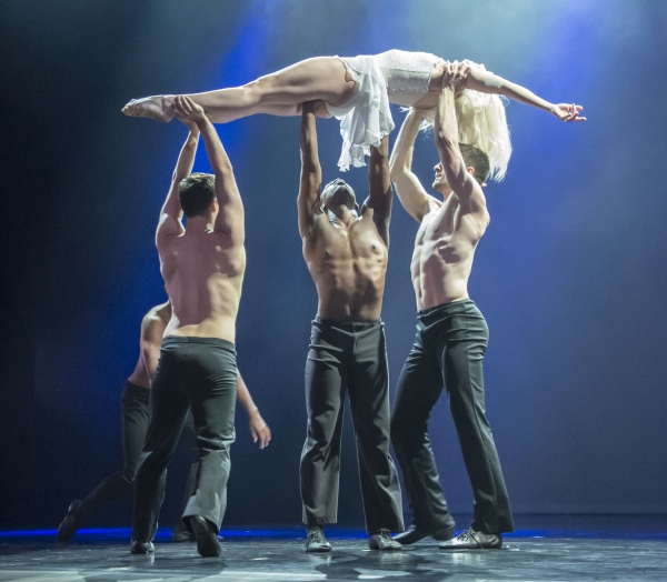 Photo Flash: Production Photos Released for BAD BOYS OF DANCE, June 10-28