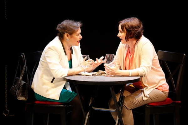 Photo Flash: POWER PLAYS by Hwang, LaBute, Guare, Brunstetter and Graham at Theatre Row