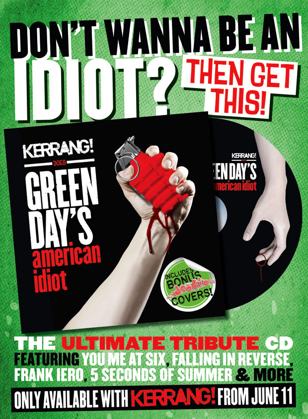 Plethora Of Punk Performers Take On Green Day's AMERICAN IDIOT