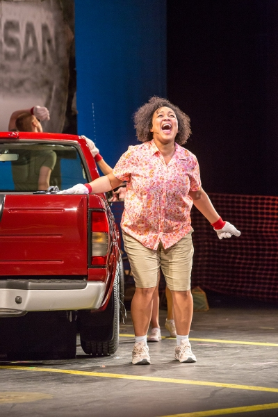 BWW Reviews: TUTS Underground's Sterling HANDS ON A HARDBODY is a Winning Texas Treat