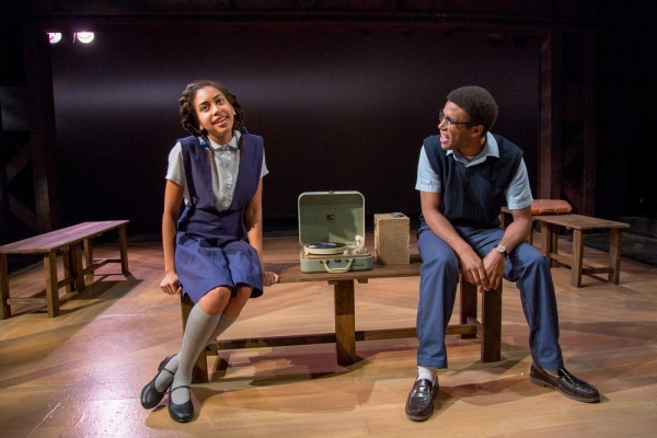Photo Flash: World Premiere of SLASHES OF LIGHT Opens Tonight at The Kitchen Theatre