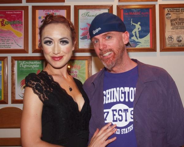 Monica Schneider and Matt Walker