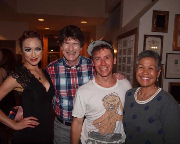 Monica Schneider, Steven Stanley, Joseph Keane, and Lily Lim
