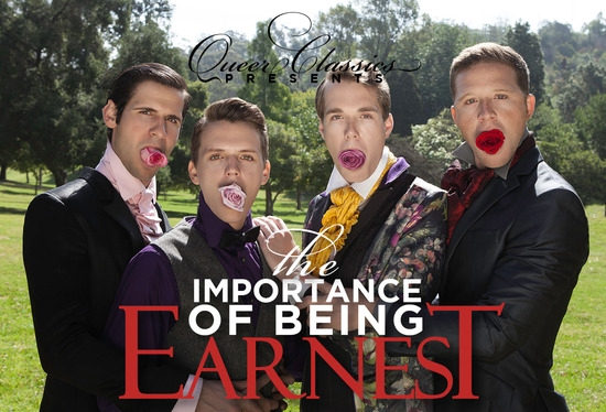BWW Reviews: Queer Classics THE IMPORTANCE OF BEING EARNEST Finds New Meaning in the Classic Script