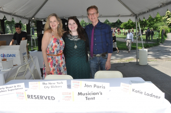 Photo Coverage: HEATHERS: THE MUSICAL Star Katie Ladner Joins the Fun at The Mississippi Picnic in Central Park