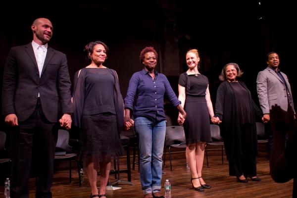 Photo Coverage: Viola Davis & Original INTIMATE APPAREL Cast Reunite for 10th Anniversary Reading
