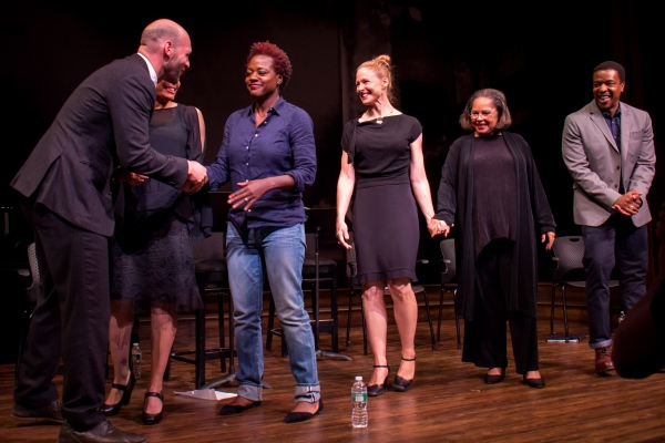 Photo Coverage: Viola Davis & Original INTIMATE APPAREL Cast Reunite for 10th Anniversary Reading