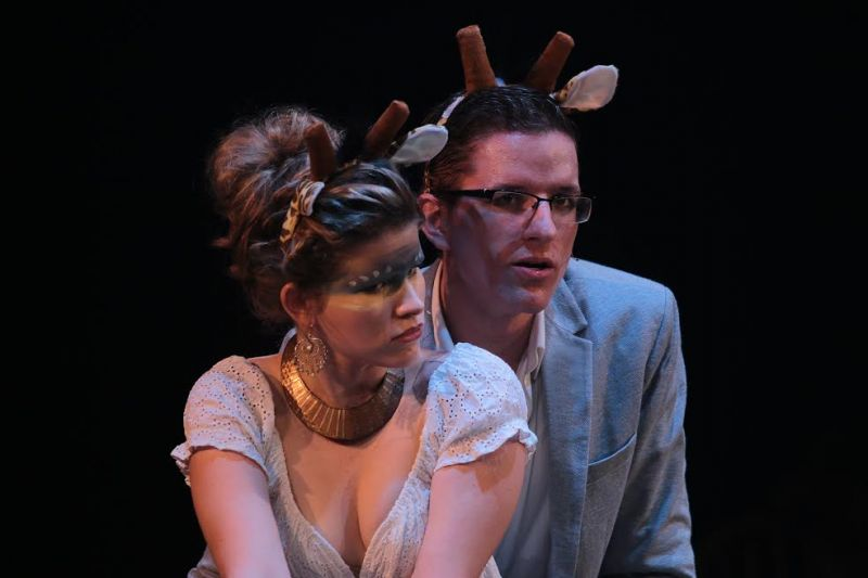 BWW Reviews: Fringe Review: GIRAFFENSTEIN, Frankenstein with Singing and Dancing Giraffes