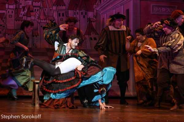 Photo Coverage: Inside Opening Night of Barrington Stage Company's KISS ME KATE