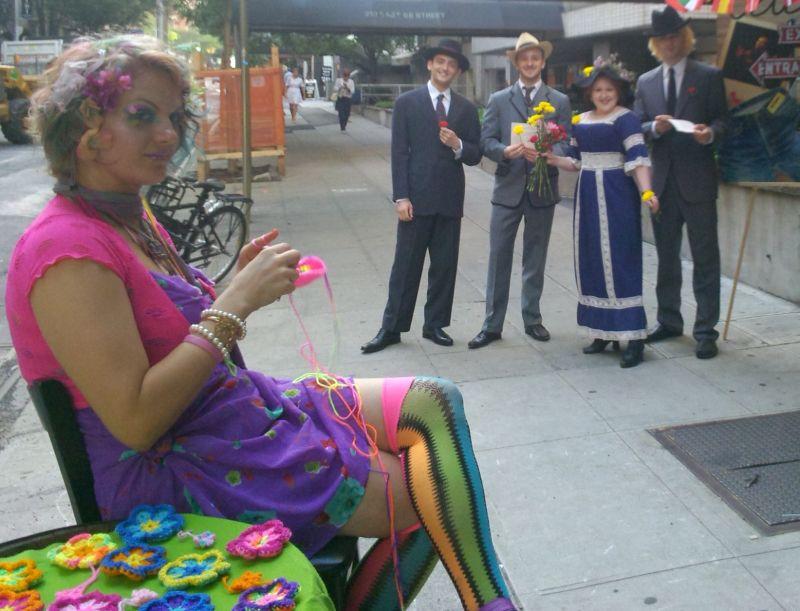 Photo Coverage: Origin Theatre Celebrates Bloomsday!