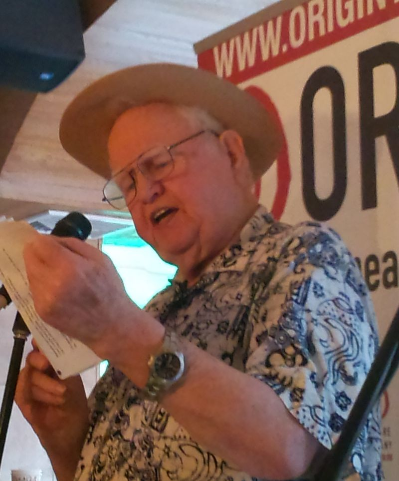 Photo Coverage: Origin Theatre Celebrates Bloomsday!