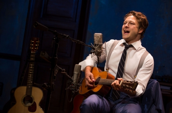 Photo Flash: First Look at MTC's American Premiere of Benjamin Scheuer's THE LION