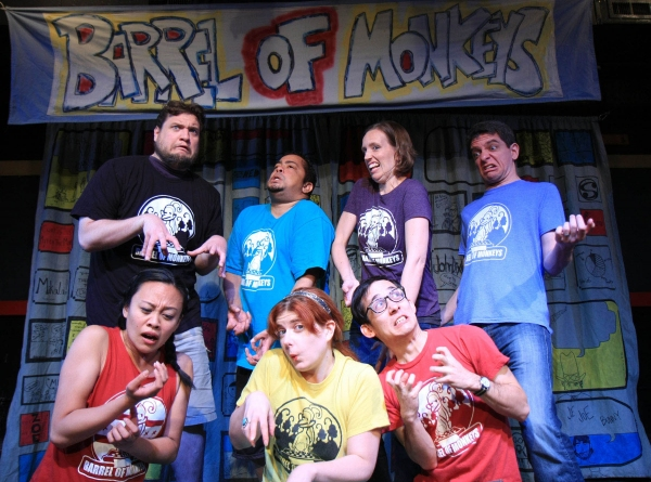 Barrel of Monkeys Celebrates Summer with THAT'S WEIRD, GRANDMA, 6/19-9/1