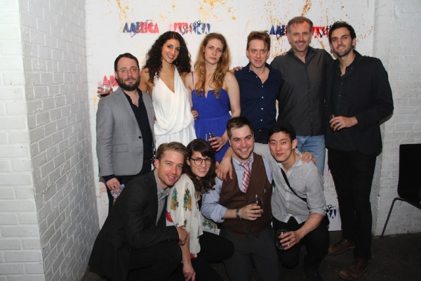 Photo Flash: Opening Night of Lucas Kavner's CARNIVAL KIDS, Presented by Lesser America
