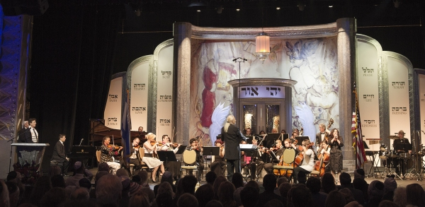 Photo Flash: An International Evening of Music and Remembrance Celebrating the Voices of Holocaust Survivors Through Performance
