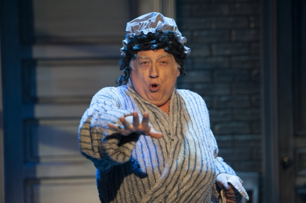 Photo Flash: Signature Theatre's CLOAK AND DAGGER Production Photos