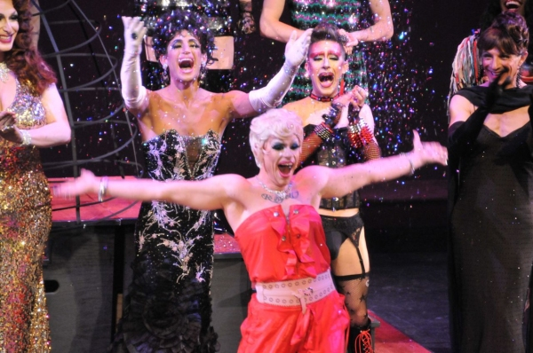 Photo Flash: Broadway's Best in Drag to Benefit AIDS