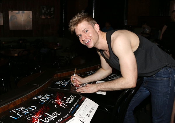 Photo Coverage: Inside Soundcheck for BroadwayWorld's THE LORD & THE MASTER Concert!