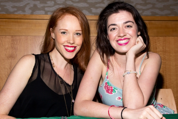 Photo Coverage: HEATHERS Cast Celebrates Album Release at Barnes & Noble!