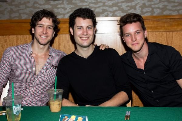 Evan Todd, Jon Eidson, Dave Thomas Brown