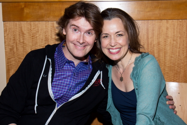 Laurence O''Keefe, Michelle Duffy Photo
