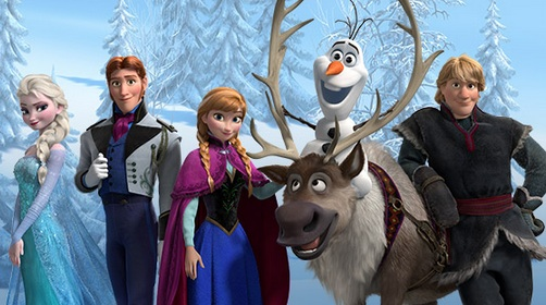 FROZEN's 'Elsa', 'Anna' & More Spark New Baby Name Trend!