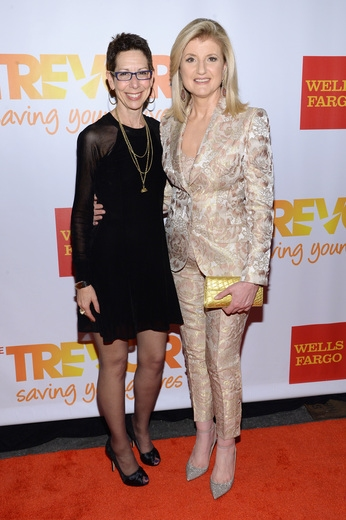 Photo Flash: Ellen Page, Rob Thomas & More Attend TrevorLIVE NY