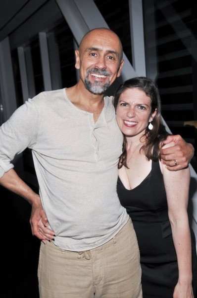 Photos: Inside Opening Night of LCT3's THE WHO & THE WHAT