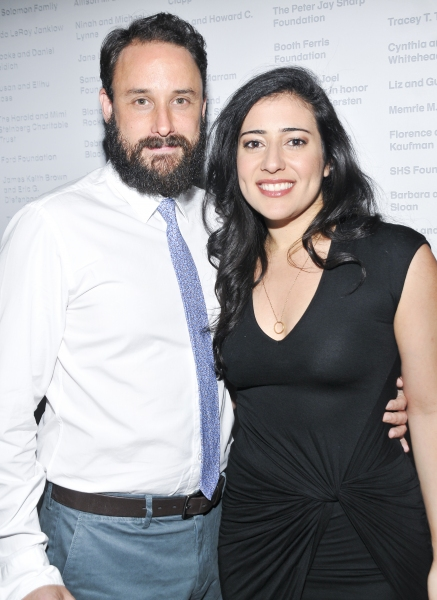 Greg Keller and Nadine Malouf