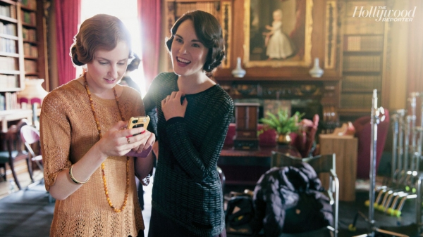 Photo Flash: Exclusive First Look at DOWNTON ABBEY's Season 5!