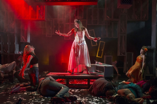 Photo Flash: New Photos from Bailiwick Chicago's CARRIE: THE MUSICAL Released