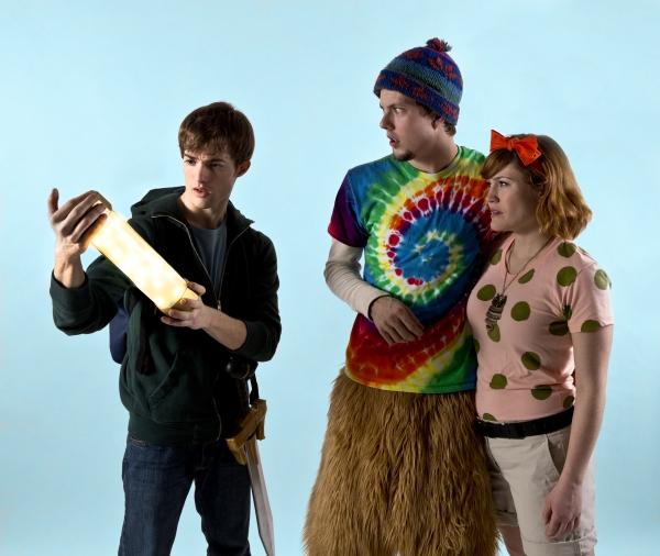 Eric Meyers, Jordan Stanley and Kristin Stokes Photo