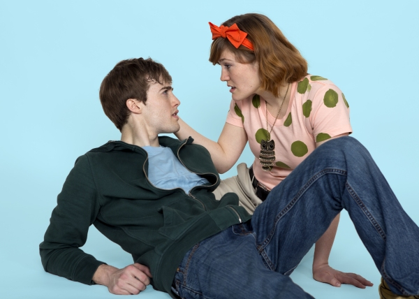 Photo Flash: Sneak Peek at the Cast of THE LIGHTNING THIEF Off-Broadway; Full Company Announced!
