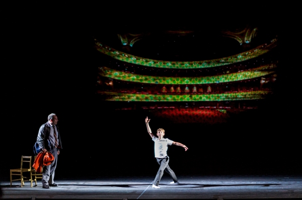 Photo Flash: First Look at Tade Biesinger and More in BILLY ELLIOT at The Muny!