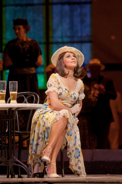 Photo Flash: Sneak Peek at LA RONDINE, Part of The Met: Live in HD 'Summer Encores' Series