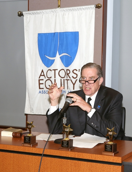 Photo Coverage: Actors' Equity Association Presents BEAUTIFUL Ensemble ACCA Award for Outstanding Broadway Chorus