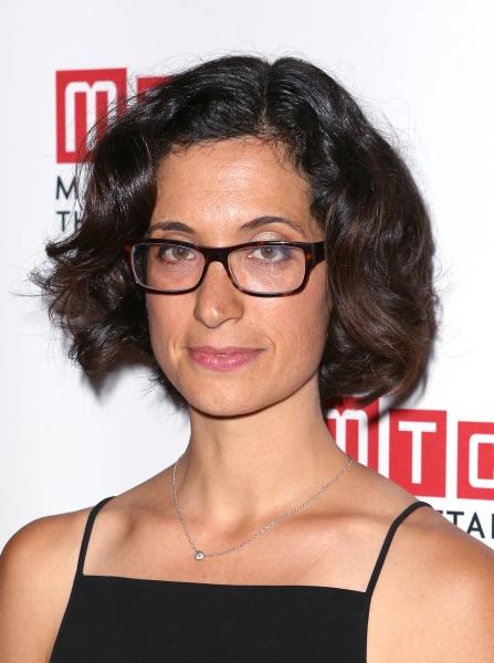 Playwright Sarah Treem