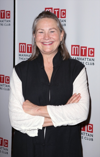 Cherry Jones attends the Opening Night After Party for the Manhattan Theatre Club''s  ''When We Were Young and Afraid''  at Brasserie 8 1/2 on June 17, 2014 in New York City.