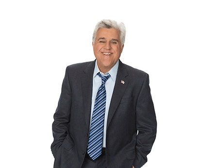 Jay Leno to Receive 17th Annual Mark Twin Prize for American Humor