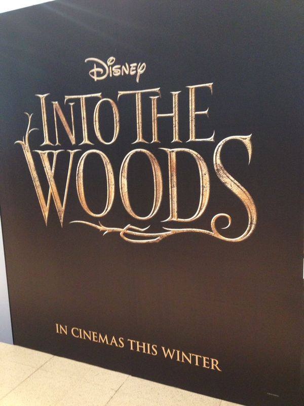 INTO THE WOODS Movie Set For Reshoots?