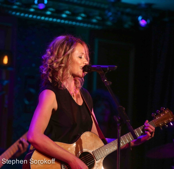 Photo Coverage: Sarah Dashew at 54 Below