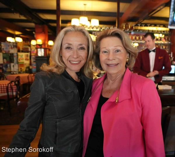 Eda Sorokoff & Sylvia Steiner