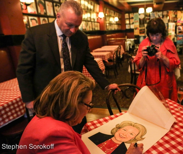 Photo Coverage: Sylvia Steiner Honored by Sardi's and Actors Fund