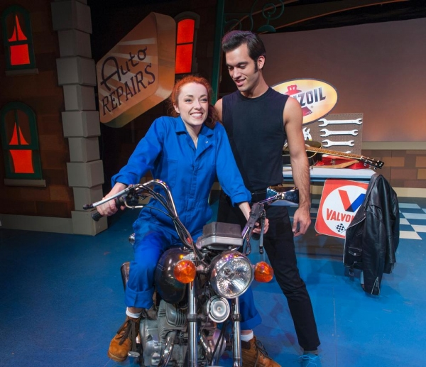 Photo Flash: Production Photos from Cortland Rep's ALL SHOOK UP